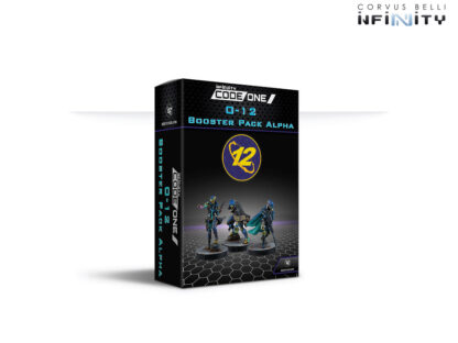 O-12 Booster Pack Alpha Box | Infinity