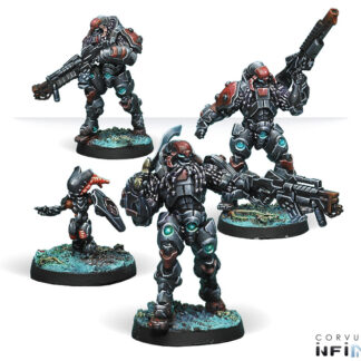 Suryats, Assault Heavy Infantry | Infinity