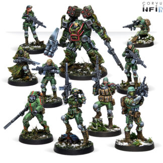 Tartary Army Corps Action Pack   Infinity N4