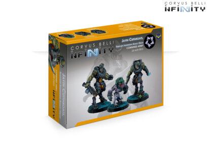 Jayth Cutthroats, Shasvastii Independent Assault Group Box   Infinity Combined Army