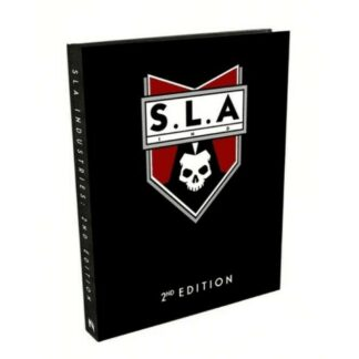 SLA Industries 2nd Ed Limited Retail Edition