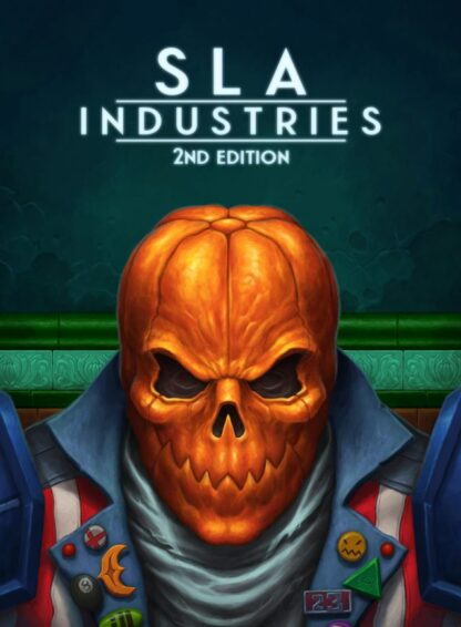 SLA Industries 2nd Edition | Nightfall Games