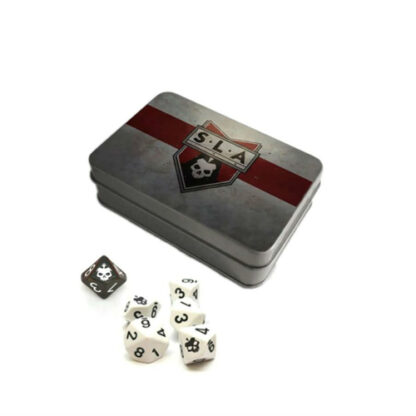SLA Industries Limited Edition Dice Set (2nd Edition)