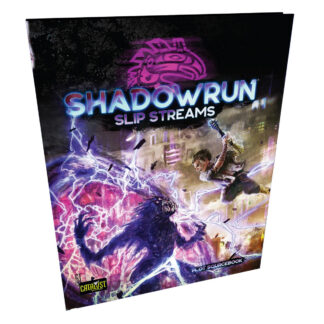 Slip Streams | Shadowrun Plot Sourcebook