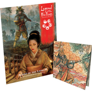 Blood of the Lioness | Legend of the Five Rings