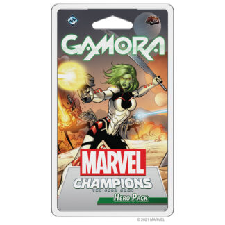 Gamora Hero Pack | Marvel Champions