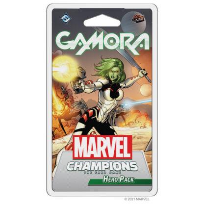 Gamora Hero Pack   Marvel Champions