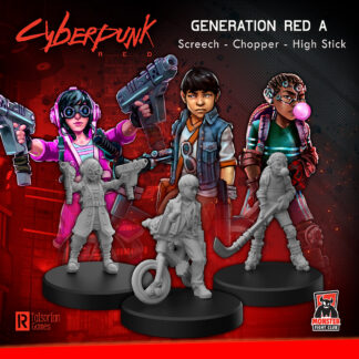 Generation Red A | Cyberpunk Red