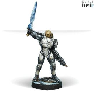 Achilles v2 (Hoplite Armour, Multi Rifle, CCW) | Infinity