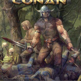 Conan the Scout   Conan RPG