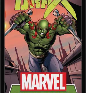 Drax Hero Pack   Marvel Champions