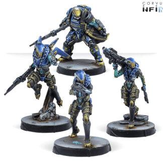 Nyoka Assault Troops | Infinity