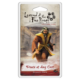 Peace at Any Cost Dynasty Pack | Legend of the Five Rings Living Card Game