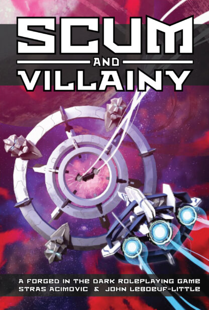 Scum and Villainy Roleplaying Game