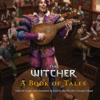 A Book of Tales | The Witcher RPG