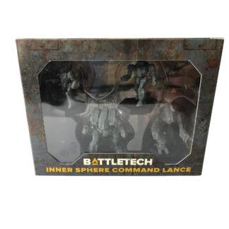 Inner Sphere Command Lance | BattleTech