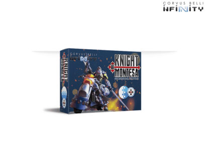 Knight of Montesa Box   Military Orders Infinity N4