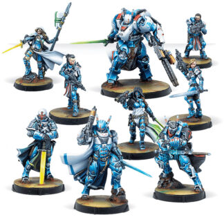 Military Orders Action Pack | Corvus Belli Infinity N4