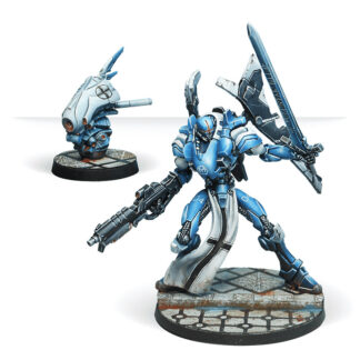 Seraph, Military Order Armoured Cavalry | Infinity N4