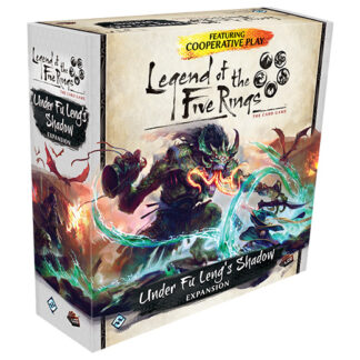 Under Fu Leng's Shadow   Legend of the Five Rings Living Card Game