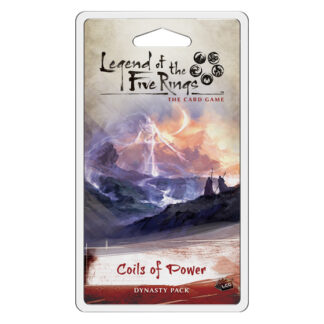 Coils of Power Dynasty Pack | Legend of the Five Rings Living Card Game