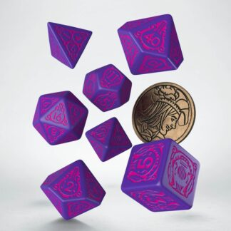 Dandelion - Conqueror of Hearts Dice Set | The Witcher