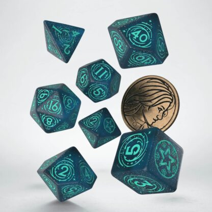 Yennefer - Sorceress Supreme Dice Set   The Witcher
