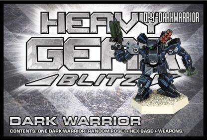 Dark Warrior packaging   Heavy Gear Blitz!