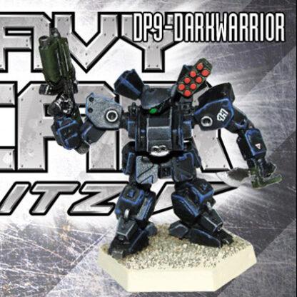 Dark Warrior   Heavy Gear Blitz!