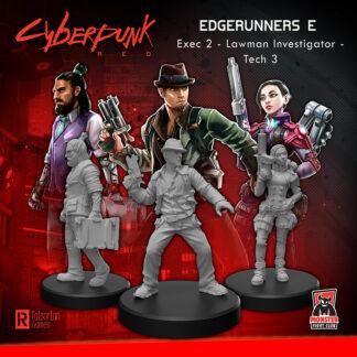 Cyberpunk Red Edgerunners E (Exec 2 - Lawman Investigator - Tech 3)