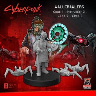 Cyberpunk Red Wall Crawlers